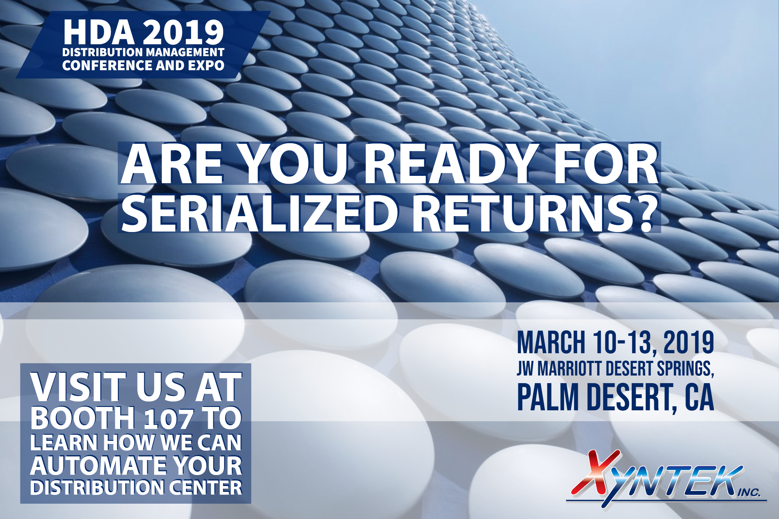 HDA 2019 Distribution Management Conference and Expo